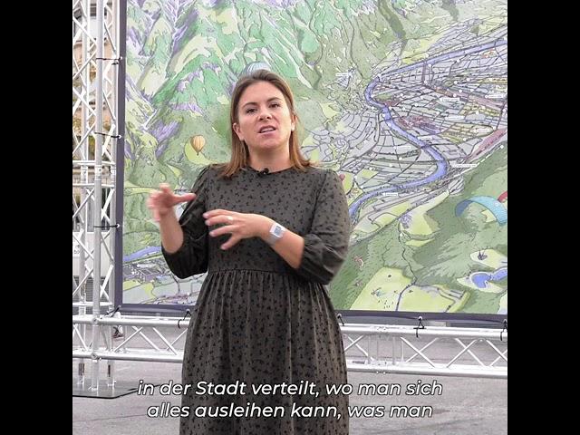 NEOS Innsbruck GR Julia Seidl über Mobilitätsideen für Innsbruck