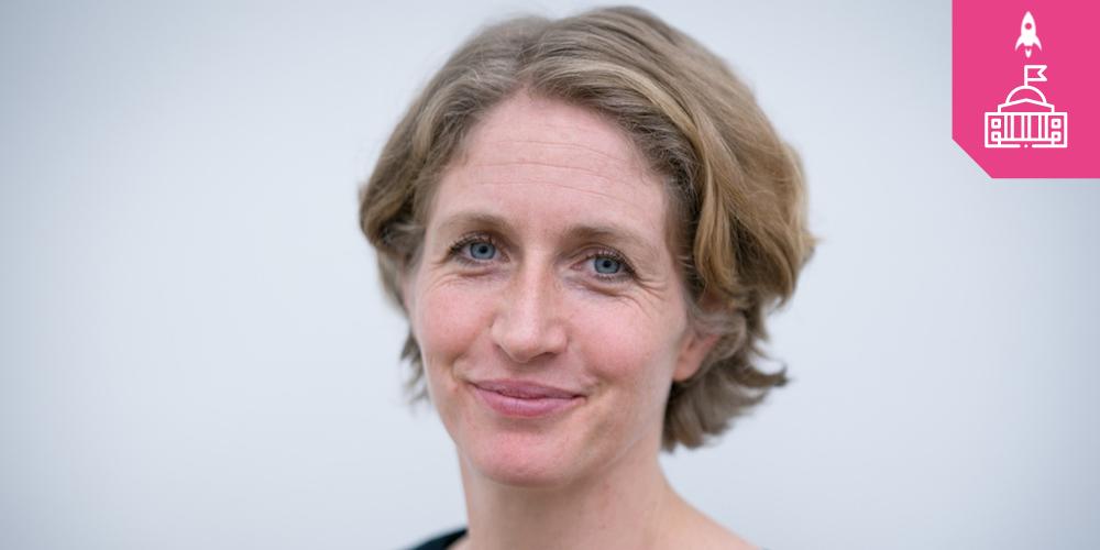 Steffi Krisper, NEOS-Sprecherin für Inneres, Asyl und Migration